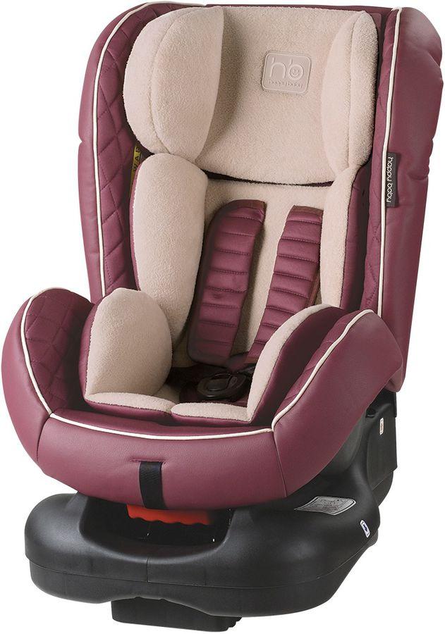 Автокресло детское HAPPY BABY Taurus, 0+/1, фиолетовый [4690624016387]