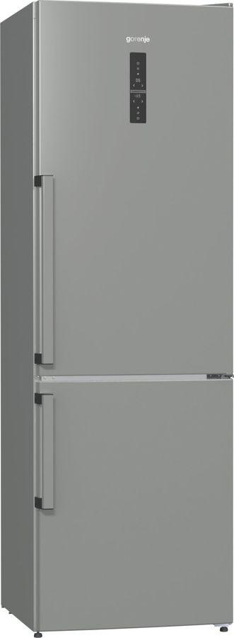Холодильник GORENJE NRC6192TX,  двухкамерный,  нержавеющая сталь