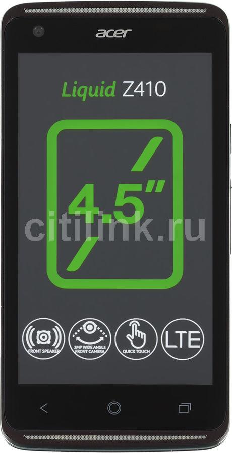 Смартфон ACER Liquid Z410,  черный