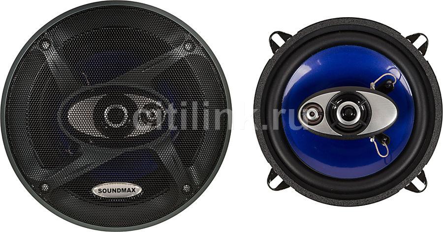 Колонки автомобильные SOUNDMAX SM-CSC503,  коаксиальные,  140Вт