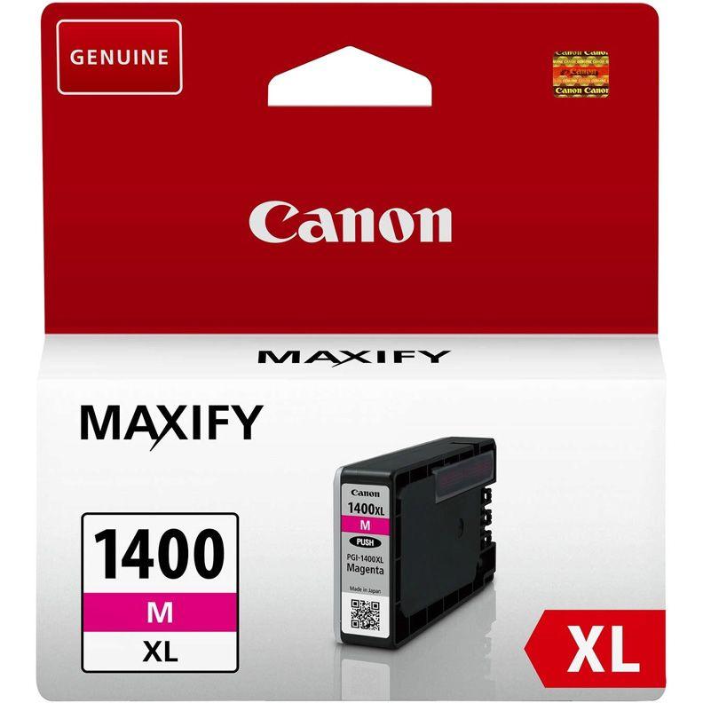 Картридж CANON PGI-1400XLM, пурпурный [9203b001]