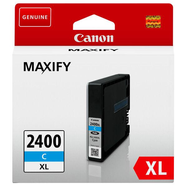 Картридж CANON PGI-2400XLC голубой [9274b001]