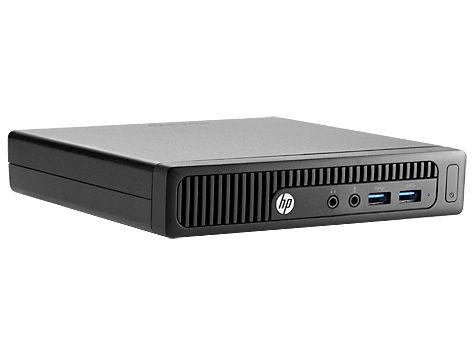 Компьютер  HP 260 G1,  Intel  Celeron  2957U,  DDR3 2Гб, 500Гб,  Intel HD Graphics,  Free DOS,  черный [k8l21ea]