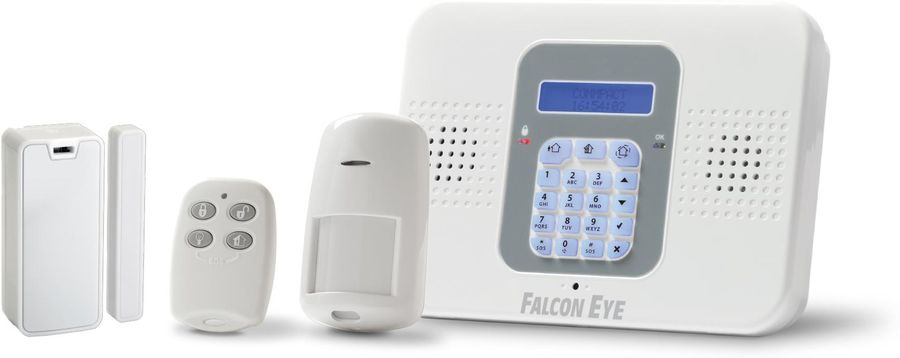 Комплект сигнализации Falcon Eye FE Commpact KIT DIY (SIM) [.   ]