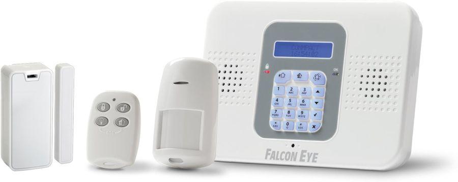 Комплект сигнализации Falcon Eye FE Commpact KIT DIY (SIM)
