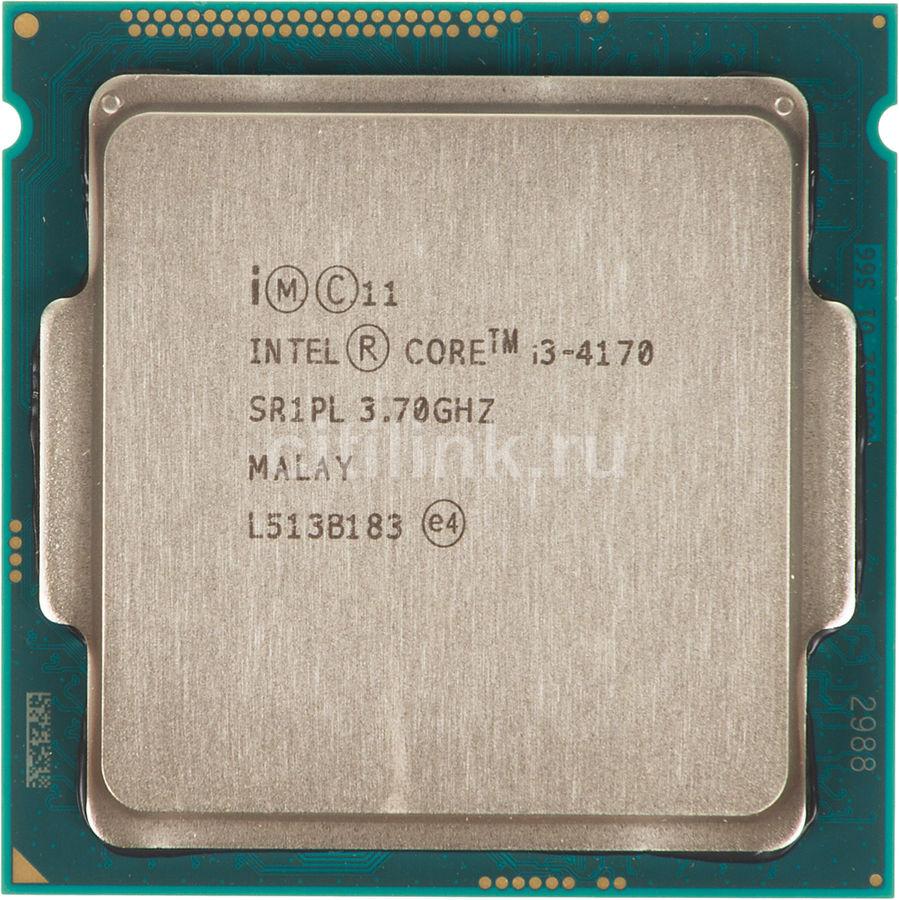 Процессор INTEL Core i3 4170, LGA 1150 OEM [cm8064601483645s r1pl]