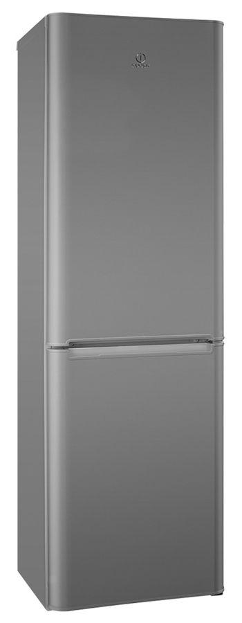 Холодильник INDESIT BIA 20 X,  двухкамерный,  серебристый