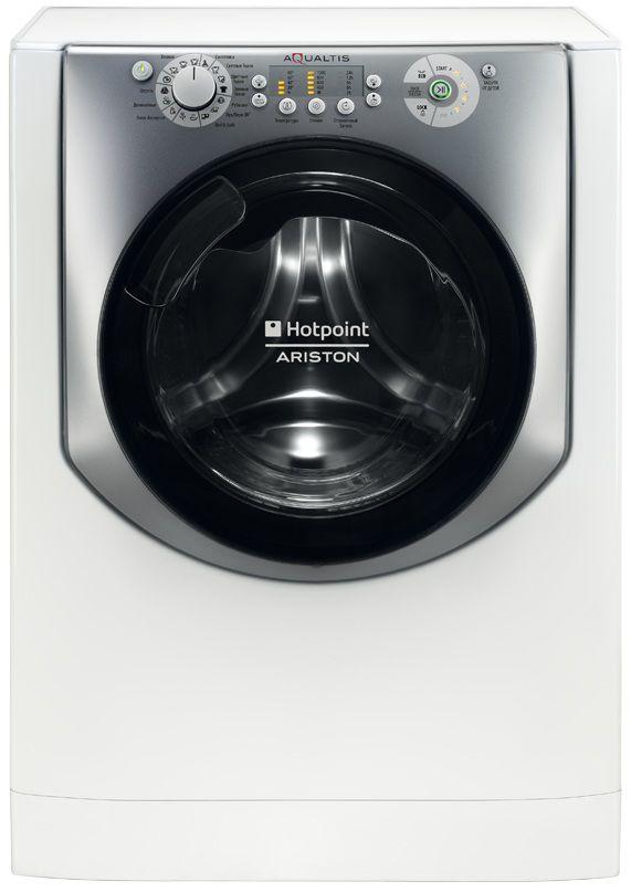Стиральная машина HOTPOINT-ARISTON AQ80L 09 CIS, фронтальная загрузка,  белый