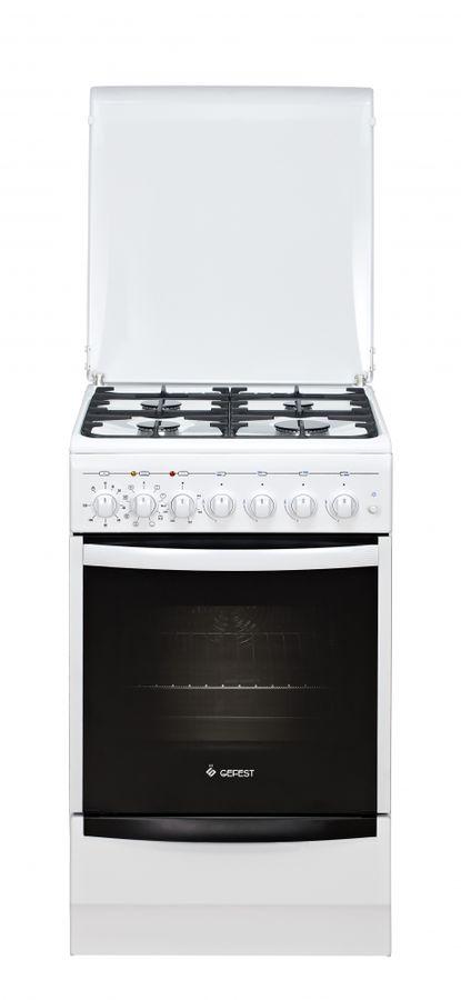 Газовая плита GEFEST ПГЭ 5102-03 0023,  электрическая духовка,  белый