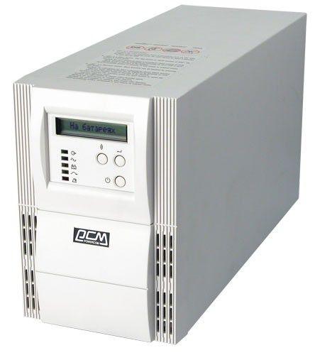 Источник бесперебойного питания POWERCOM Vanguard VGD-1000,  1000ВA [vgd-1k0a-6g0-2440]