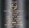Триммер PHILIPS QT3900/15,  черный вид 7