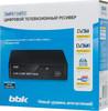 Ресивер DVB-T2 BBK SMP011HDT2,  темно-серый [(dvb-t2) dvb-t smp011hdt2 т-с] вид 9