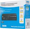 Ресивер DVB-T2 BBK SMP240HDT2,  темно-серый [(dvb-t2) dvb-t smp240hdt2 т-с] вид 7