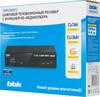 Ресивер DVB-T2 BBK SMP240HDT2,  черный [(dvb-t2) dvb-t smp240hdt2 чер] вид 10