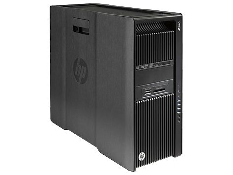 Рабочая станция  HP Z840,  Intel  Xeon  E5-2680 v3,  DDR4 32Гб, 512Гб(SSD),  DVD-RW,  Windows 7 Professional,  черный [g1x63ea]