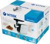 Мясорубка VITEK VT-3605 W,  белый вид 8