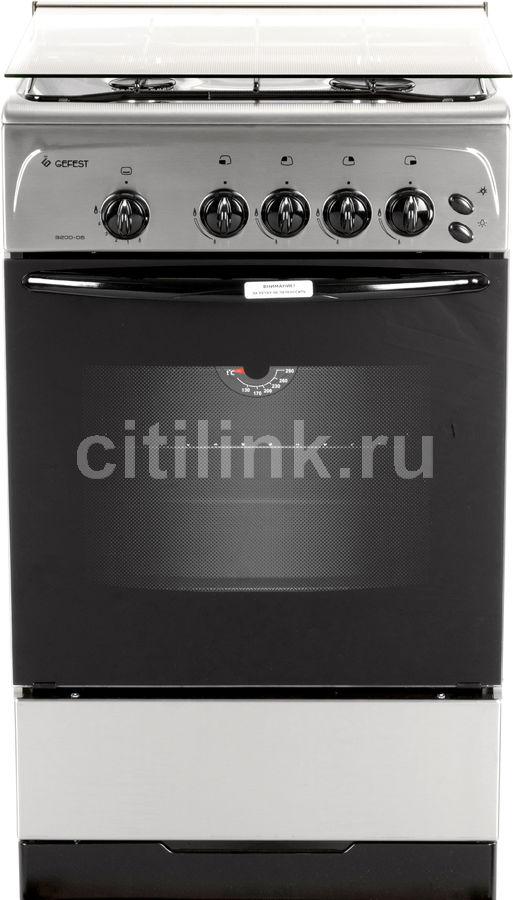 Газовая плита GEFEST ПГ 3200-06 К62,  газовая духовка,  нержавеющая сталь