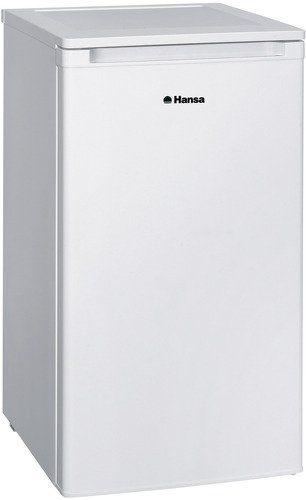 Холодильник HANSA FM106.4,  однокамерный, белый