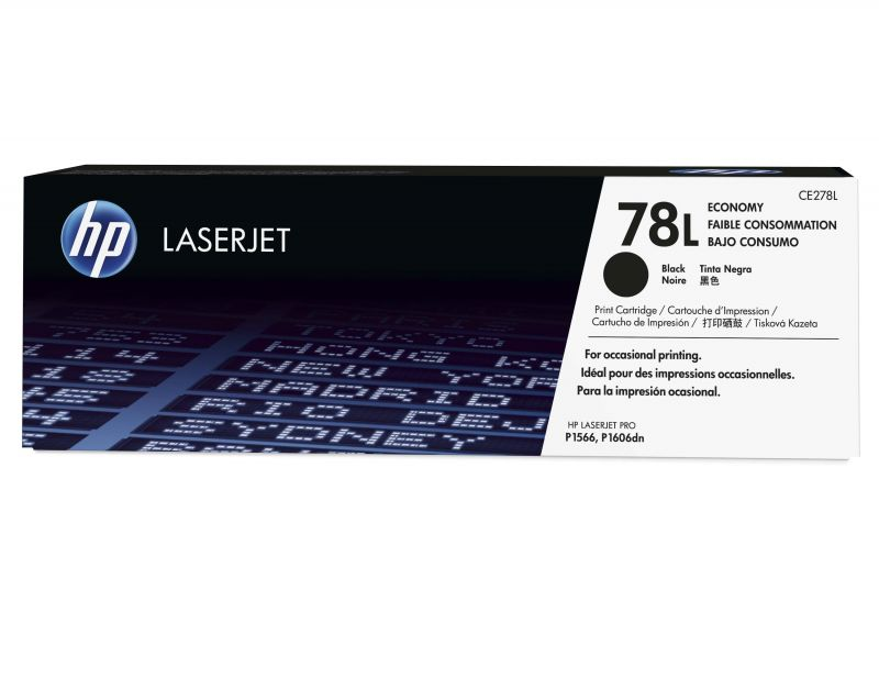 Картридж HP 78L черный [ce278l]