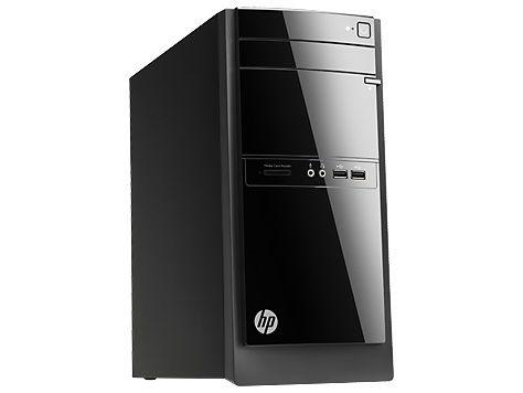 Компьютер  HP Barbossa 110-504ur,  Intel  Celeron  J1800,  DDR3L 2Гб, 500Гб,  Intel HD Graphics,  DVD-RW,  Windows 8.1,  черный [l6x12ea]