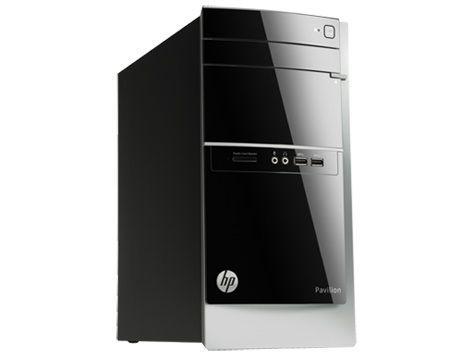 Компьютер  HP Pavilion 500-501ur,  AMD  A8  6500,  DDR3 6Гб, 1000Гб,  AMD Radeon R7 240 - 2048 Мб,  DVD-RW,  CR,  Windows 8.1,  черный и серебристый [l1v78ea]