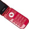 Мобильный телефон PHILIPS E320  +SHE9007WT/0, красный вид 6