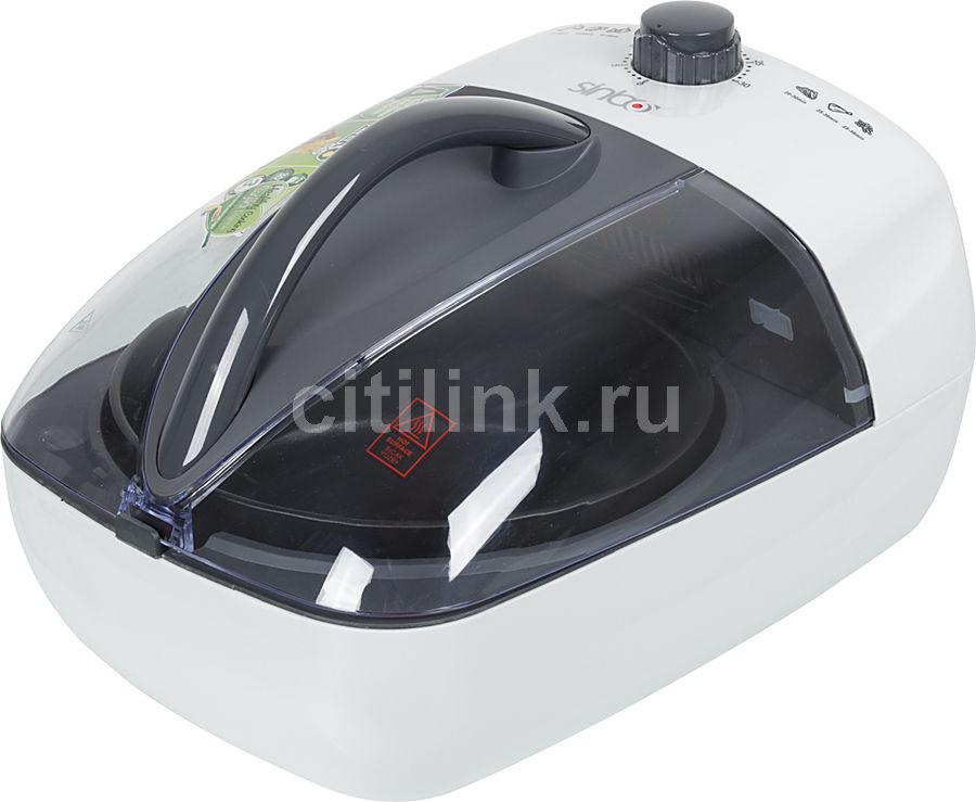 Фритюрница SINBO SCO 5050,  белый/темно-серый