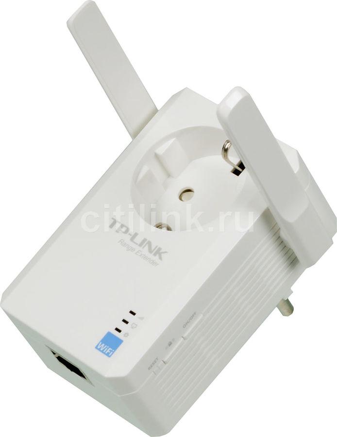 Повторитель беспроводного сигнала TP-LINK TL-WA860RE,  белый