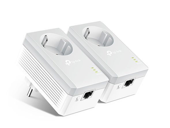 Сетевой адаптер PowerLine TP-LINK TL-PA4010PKIT Ethernet