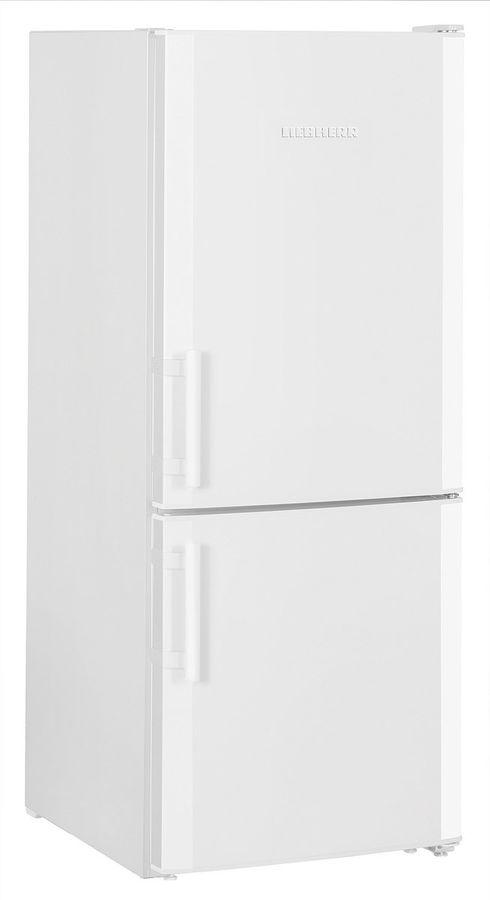 Холодильник LIEBHERR CU 2311,  двухкамерный, белый