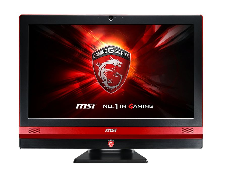 Моноблок MSI 24GE 2QE IPS-019RU, Intel Core i7 4720HQ, 8Гб, 1000Гб, nVIDIA GeForce GTX 960 - 2048 Мб, DVD-RW, Windows 8.1, черный и красный [9s6-ae6b11-019]