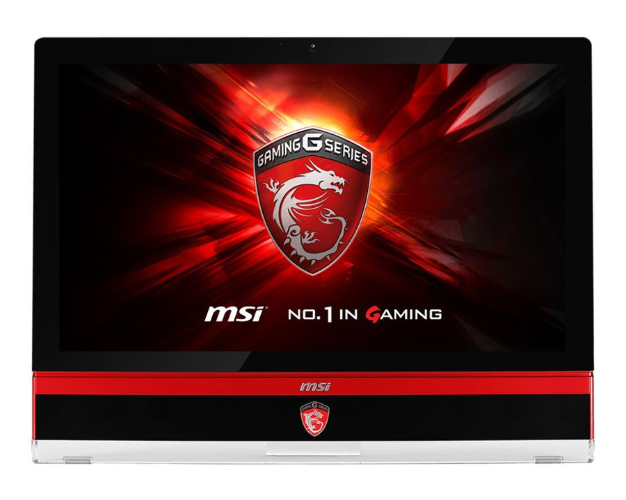 Моноблок MSI AG270 2QC 3K-009RU, Intel Core i7 4870HQ, 8Гб, 1000Гб, nVIDIA GeForce GTX 970 - 6144 Мб, DVD-RW, Windows 8.1, черный и красный [9s6-af1911-009]