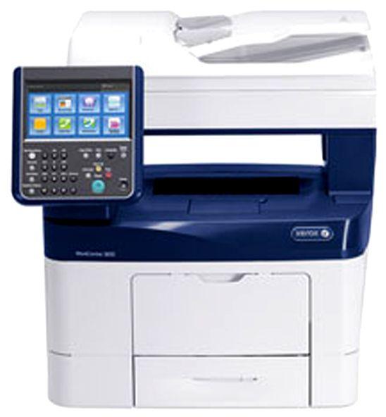 МФУ XEROX WorkCentre 3655X,  A4,  лазерный,  белый