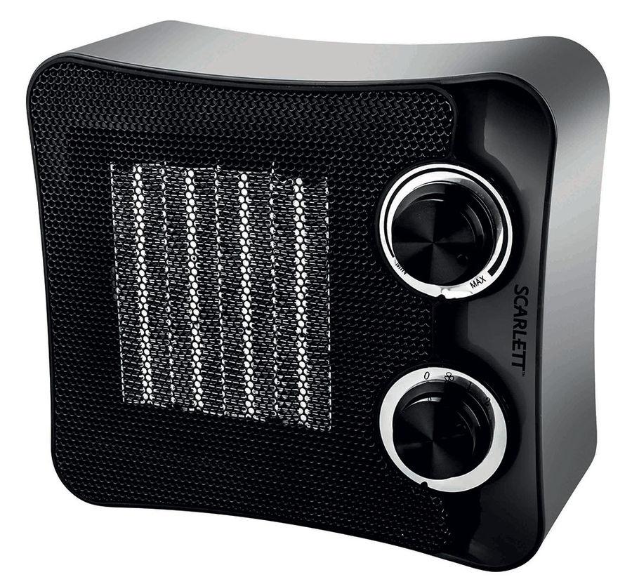 Тепловентилятор SCARLETT SC-FH53K02,  1500Вт,  серый