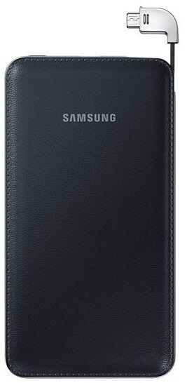 Внешний аккумулятор SAMSUNG EB-PG900BBEGRU,  6000мAч,  черный