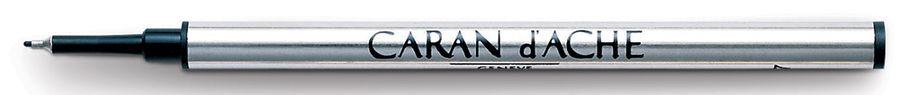 Стержень капилярный Carandache 8122.000 M 0.8мм синие чернила для ручек роллеров