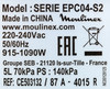 Мультиварка-скороварка MOULINEX CE503132,  1000Вт,   белый/черный [7211001598] вид 9