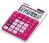 Купить Калькулятор CASIO MS-20NC-RD-S-EC, 12-разрядный, красный