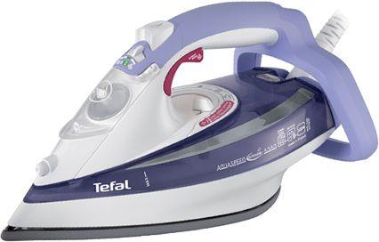Утюг TEFAL FV5380E0,  2400Вт,  фиолетовый/ белый [1830005338]