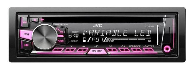 Автомагнитола JVC KD-R561EY,  USB