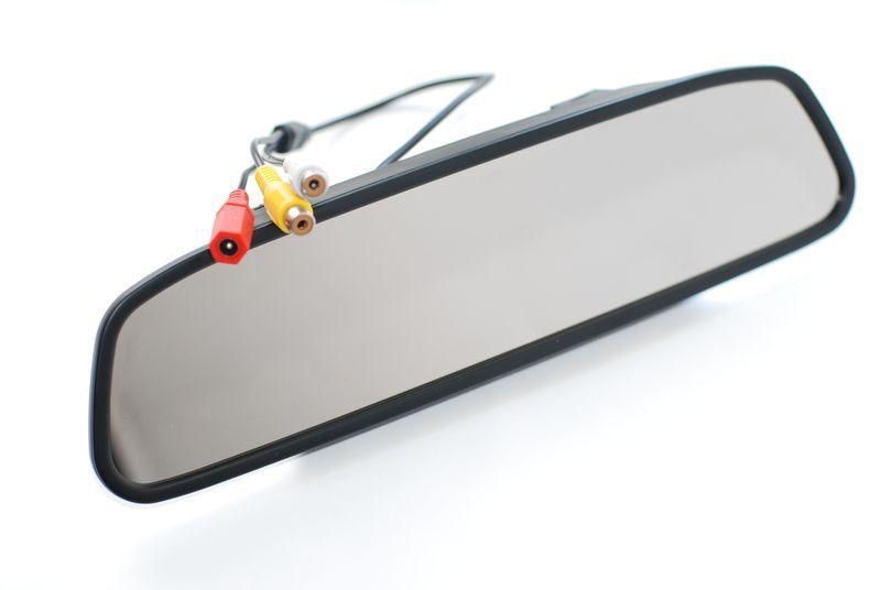 Зеркало заднего вида с монитором AutoExpert DV-500 5