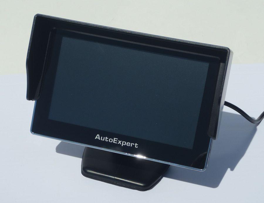 Автомобильный монитор AutoExpert DV-450 4.3