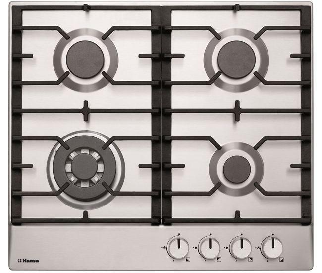 Варочная панель HANSA BHGI63130,  независимая,  нержавеющая сталь