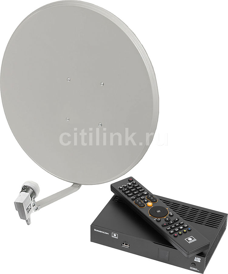 Комплект спутникового телевидения НТВ+ HD SIMPLE_2