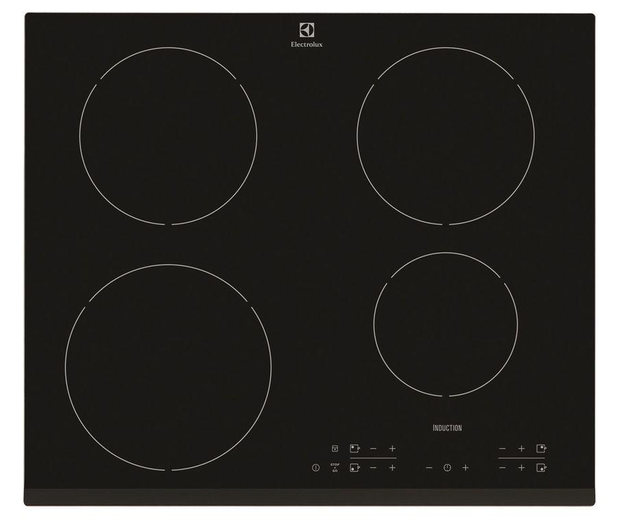 Варочная панель ELECTROLUX EHH56340FK,  индукционная,  независимая,  черный