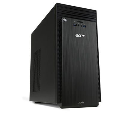 Компьютер  ACER Aspire TC-215,  AMD  A4  6210,  DDR3 4Гб, 1000Гб,  AMD Radeon R5 235 - 2048 Мб,  DVD-RW,  Windows 8.1,  черный [dt.sxher.003]