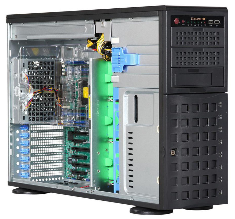 Платформа SuperMicro SYS-7048R-TR (SYS-7048R-TR)