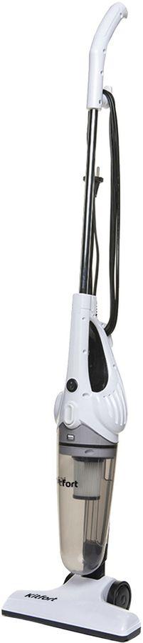 Ручной пылесос (handstick) KITFORT КТ-510, белый