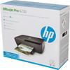 Принтер струйный HP Officejet Pro 6230,  струйный, цвет: черный [e3e03a] вид 16