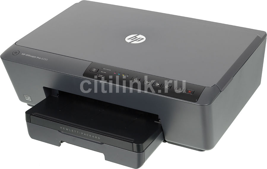Принтер струйный HP Officejet Pro 6230, черный, отзывы владельцев в интернет-магазине СИТИЛИНК (288651) - Санкт-Петербург
